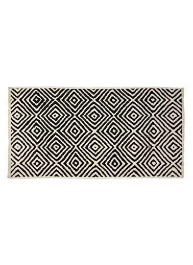 Bella Maison Mozaik Çift Taraflı Kilim (120x180 cm) Siyah